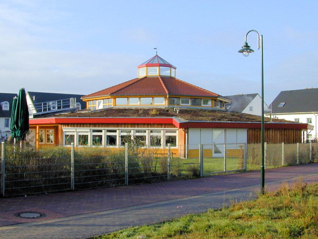 Kindertagesstätte Troisdorf in Holzbauweise