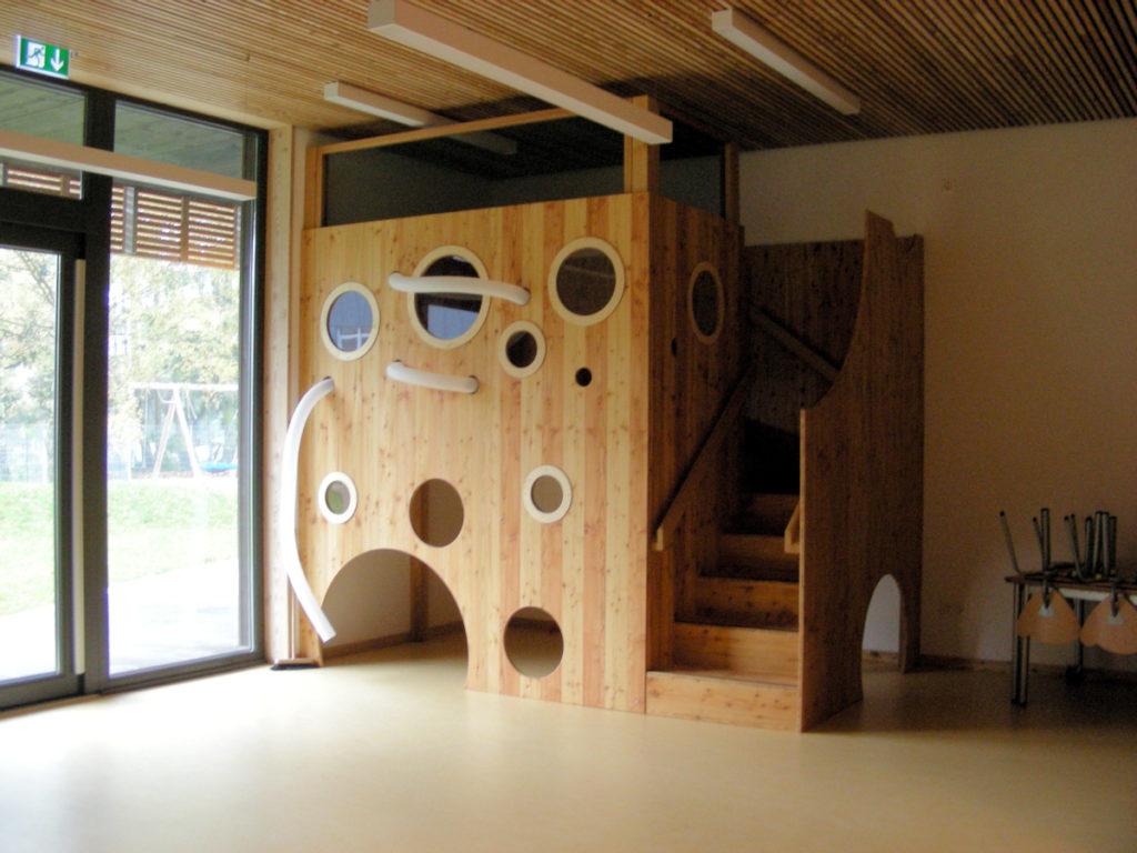 KiTa in Holzbauweise