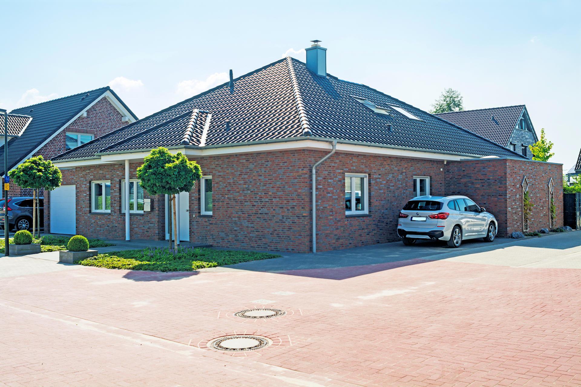 möglichst barrierefreies Wohnhaus, im EG auf einer Etage wohnen