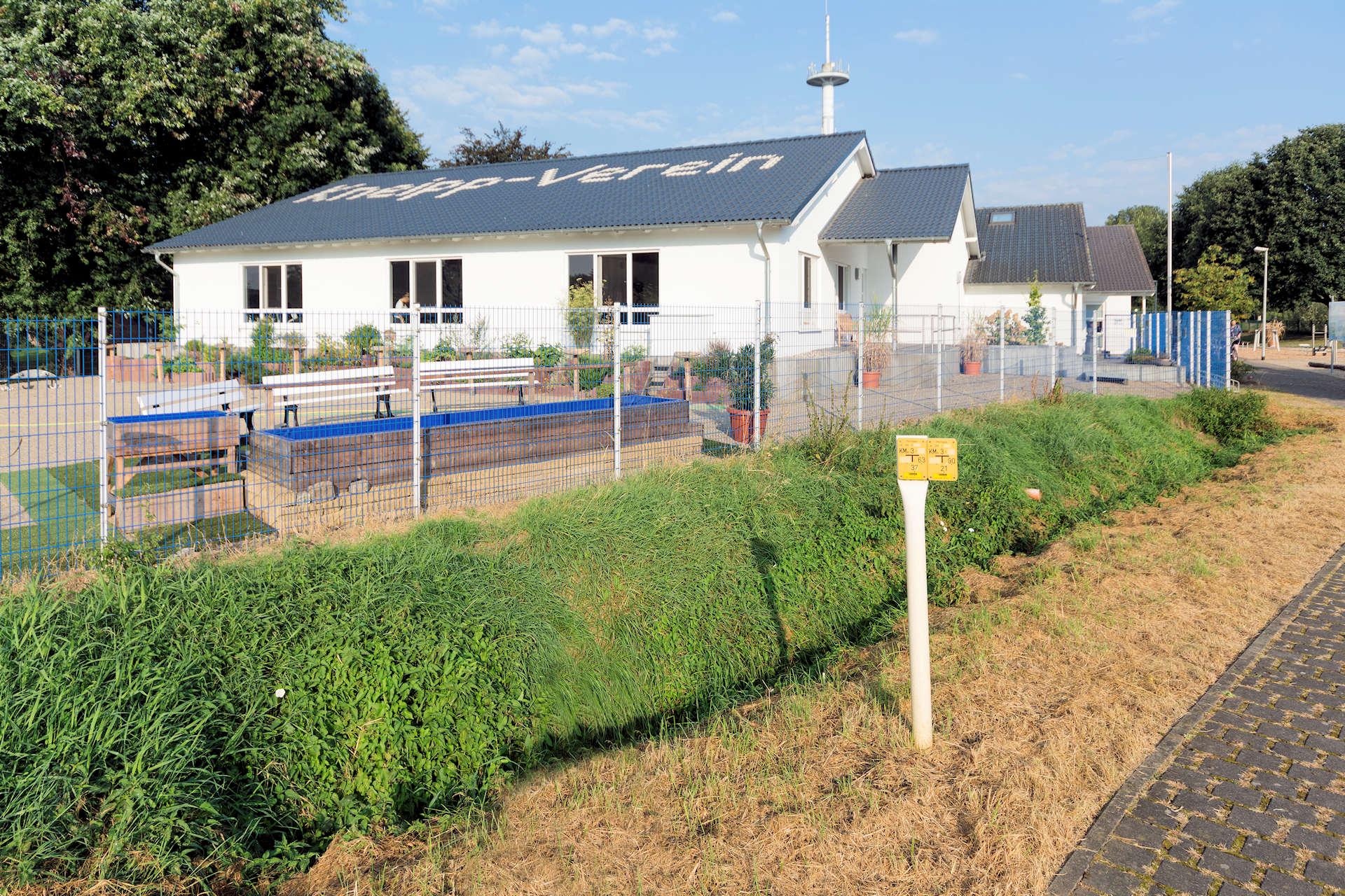 Kneipp-Verein Bocholt Holzbau