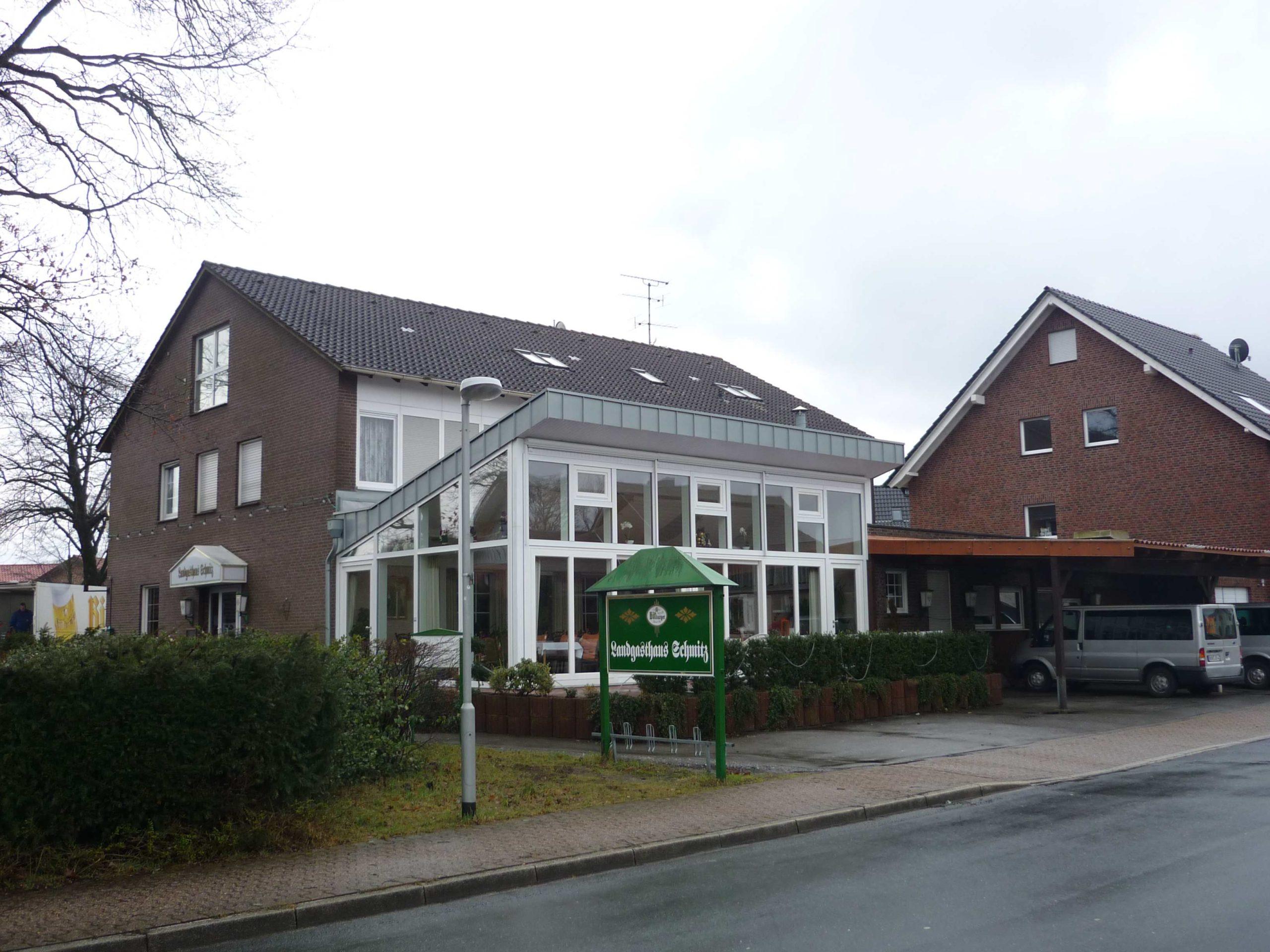 Restaurant Erweiterung in Holzbauweise